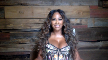 Kenya Moore Weighs in on Her Famous Feuds