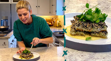 "Casey Thompson Shares Her Recipe for the ""Most Fun"" Holiday Dish"