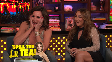 Barbara K Spills Tea about Luann