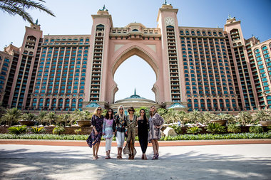 Real Housewives of Beverly Hills Dubai Hotel Atlantis The