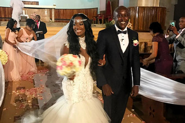 Shamea Morton Husband