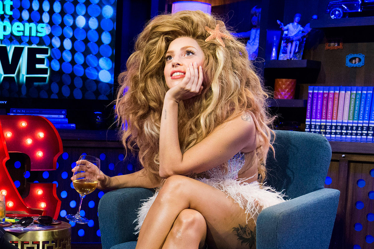 Watch Lady Gaga Watch What Happens Live With Andy Cohen
