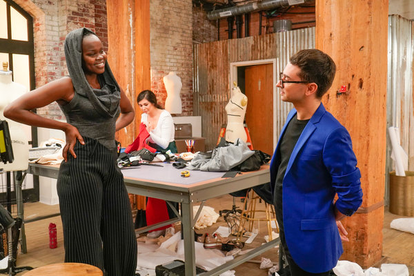 Christian Siriano Episode 1