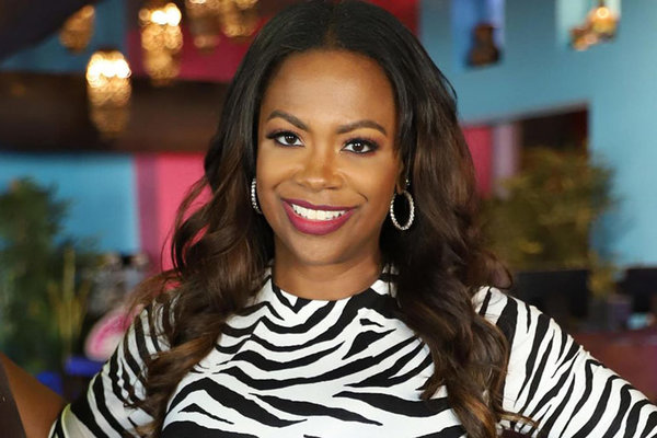 Kandi Burruss Birthday Celebration Rhoa
