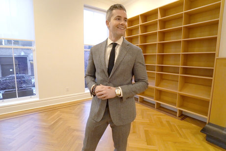 Ryan Serhant House Tour