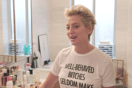 Dorinda Medley Shows Us Her Secret to Great Skin