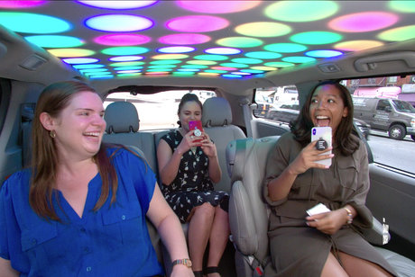 What It's Really Like to Ride in the Cash Cab