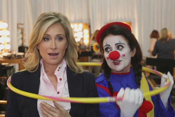 In the Ring: Sonja Morgan