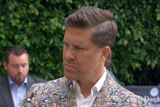 The Shade That Fredrik Eklund and Heather Altman Are Throwing Is Next Level