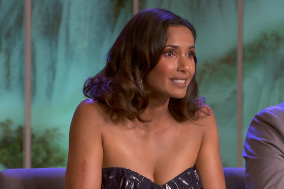 Padma Lakshmi's Special Message to the Top Two Finalists