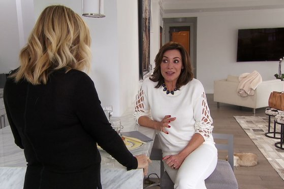 Ramona Singer Tells Luann de Lesseps None of the Ladies Are Going to Her Show