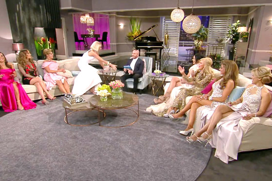 On the Real Housewives of Melbourne Season 3 Reunion...