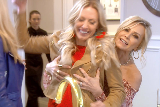 Next on RHOC: The New Tres Amigas?