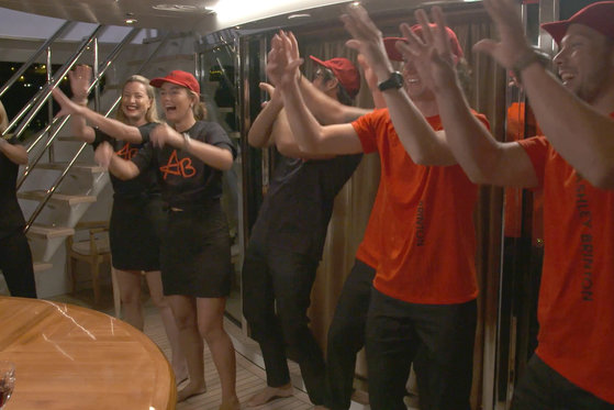 See the Below Deck Mediterranean Crew Perform a Choreographed Dance