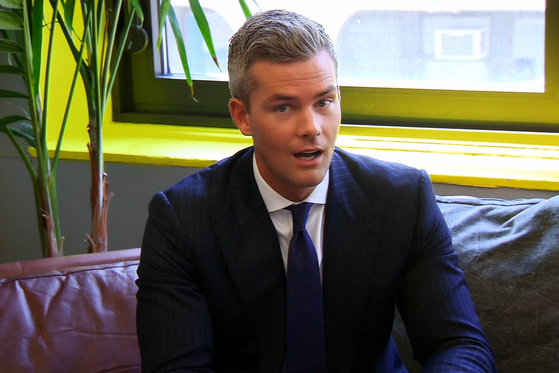 Ryan Serhant Gets Caught in a Super Awkward Situation