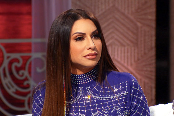 "Melissa Gorga Says Jennifer Aydin Is ""Starving for Attention"""