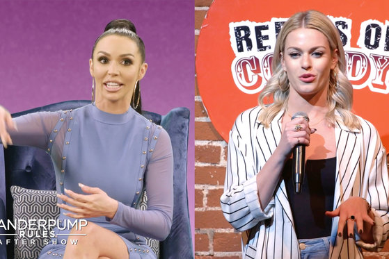 What's the Real Reason Scheana Shay Is Jealous of Dayna Kathan? Hint: It's Not Brett Caprioni!