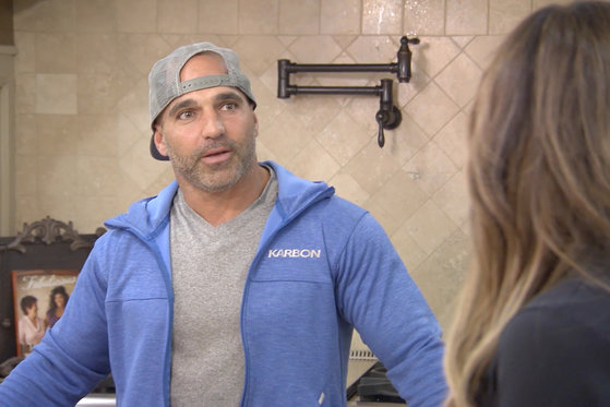 Joe Gorga Tries to Give His Sister Advice When it Comes to Dealing With the Other Ladies