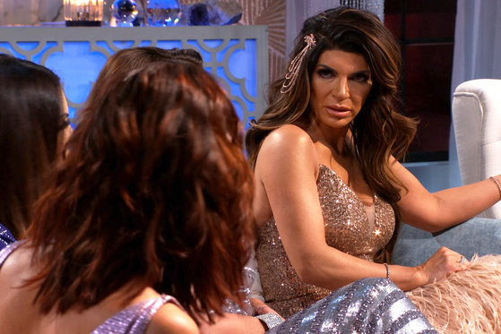 "Teresa Giudice Ended Her Friendship With Danielle Staub Because She ""Ratted"" Her Out"
