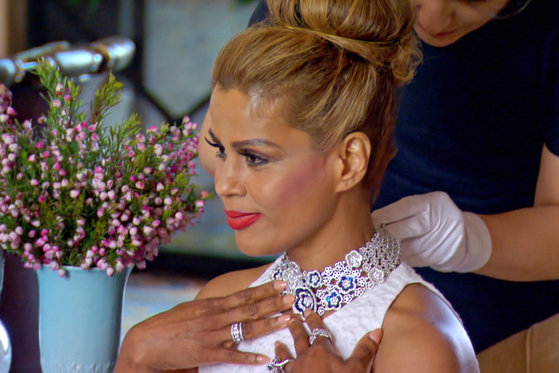 #RHOMelbourne 'Wives Try Millions of Dollars Worth of Jewels