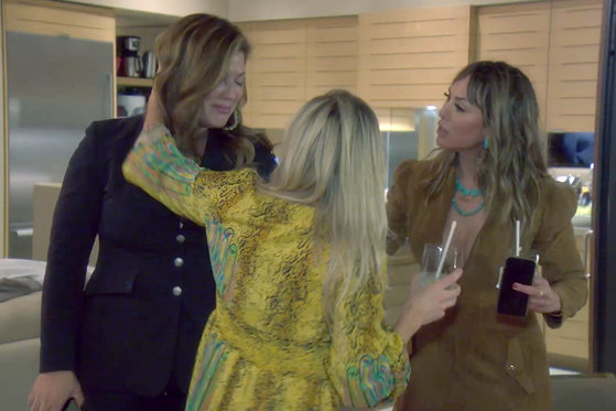 Emotions Are Running High in Arizona for the RHOC Ladies