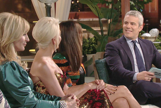 Unseen Moments From The Real Housewives of New York City Season 11 Reunion