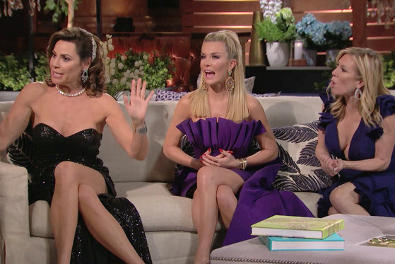 The Ladies Call Out Luann de Lesseps for Being Self Absorbed