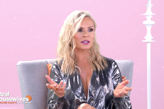 Tamra Judge Reveals the Real Source of the Train Rumor