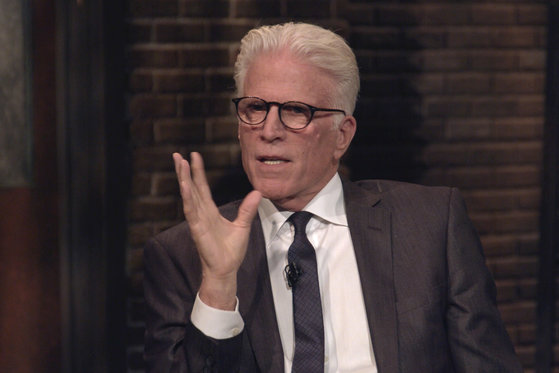 You Won't Believe What Ted Danson's Dream Career Used to Be