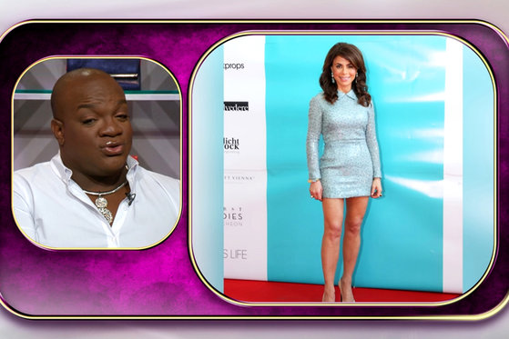 Is Paula Abdul's Dress Too Short?