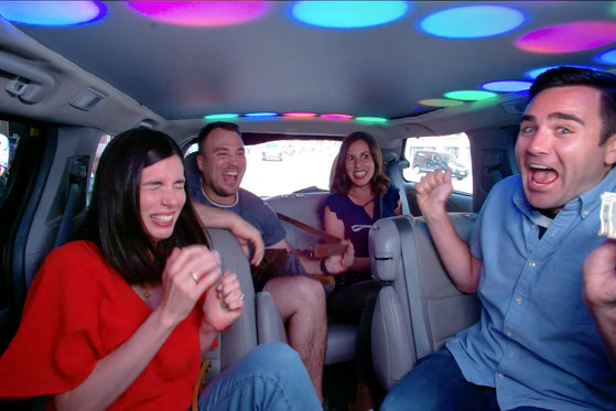 Your First Look At Bravo's Cash Cab!
