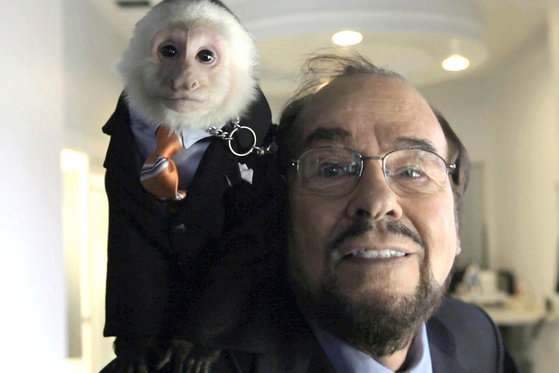 James Lipton's Exciting Monkey