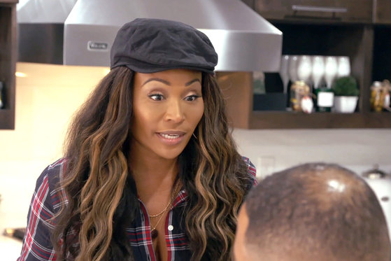 Marc Daly Mediates Between Kenya Moore and Nene Leakes