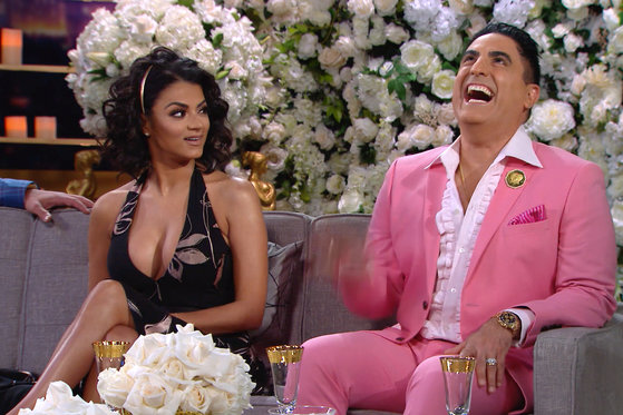 The Shahs Spill the Tea on Which Bravolebs They're Texting...
