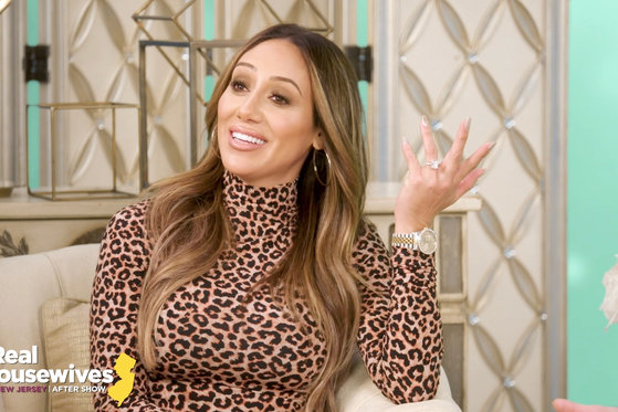 "Melissa Gorga Calls Jennifer Aydin's Lifestyle as a Stay at Home Mom ""Really Unrelatable"""