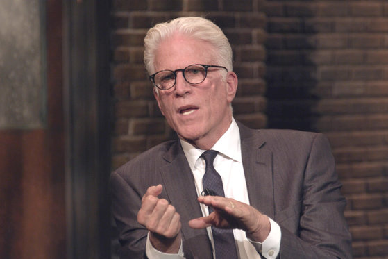 Ted Danson Reveals What He Loved About Cheers
