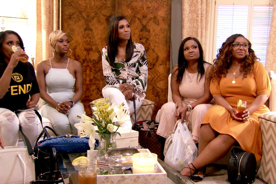 Did Toya Bush-Harris Just Shade Heavenly Kimes' House?