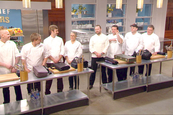 Battle of the Sous Chefs: Ep 9