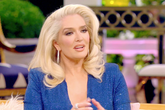 Erika Jayne Calls Out Andy Cohen for Asking This Question