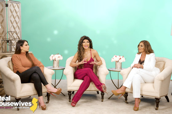 "Teresa Giudice Calls Out Caroline Manzo For Being ""a Rat""!"