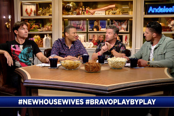 The Play by Play Panel Reveals Their Favorite New Housewives