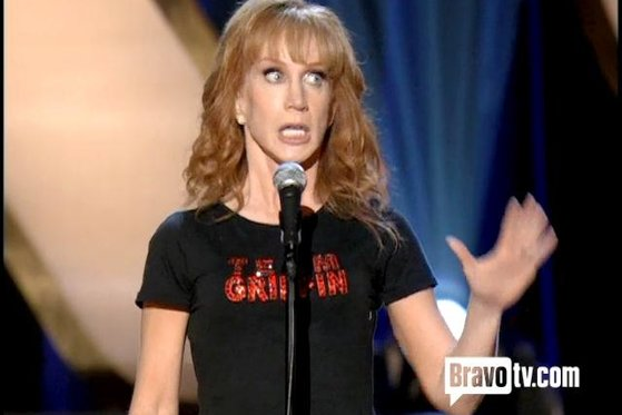 Kathy Griffin on a Little Gem