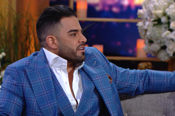 Mike Shouhed Explains the Type of Ladies He's Drawn to