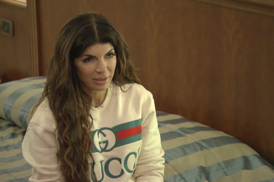 Teresa Giudice Doesn't Want to Sleep in the Same Bed as Joe Giudice
