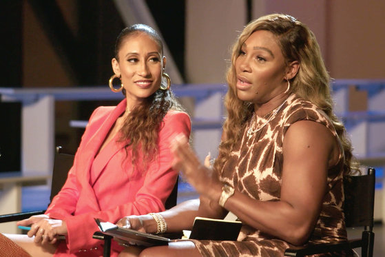Serena Williams Comes to Project Runway!