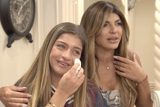 Gia Giudice Is Crushed Joe Giudice Is Missing 3 Major Milestones