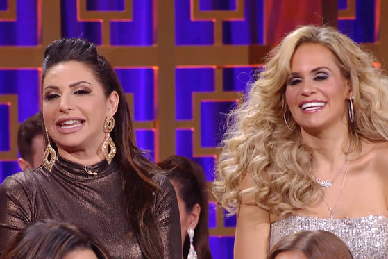 "Teresa Giudice ""Pisses Her Pants"" Whenever She Is Around Jennifer Aydin"