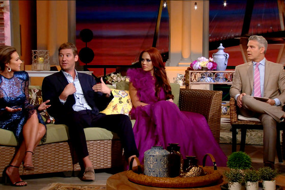 Check Out the Dramatic First Look at the Southern Charm Season 6 Reunion