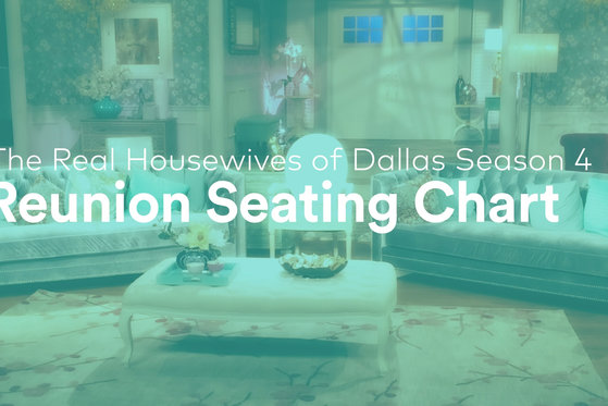 Get Your First Look at The Real Housewives of Dallas Season 4 Reunion