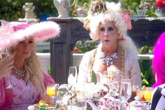 Next on RHOC: Vicki Gunvalson's Tea Party Birthday